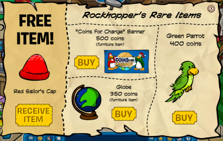 rockhopper-items