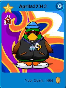 Mi penguin!